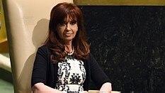 Cristina foi acusada de acobertar autores do atentado contra a Amia - AFP