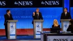Cruz, Trump e Rubio - Jewel Samad/AFP