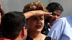 Presidente Dilma Rousseff participou de evento em Maricá - Fábio Motta/Estadão