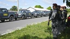 Detalhes da operação da Força Nacional ainda não foram fornecidos - Força Nacional/Divulgação