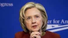 Hillary Clinton - AP