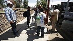 Imigrantes mexicanos nos EUA - Reuters