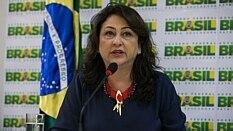 Corte alcançou até o gabinete da ministra Kátia Abreu - Ed Ferreira/Estadão