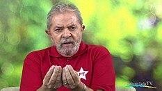 Lula em vídeo veiculado no Facebook - Reprodução