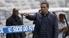 Luxemburgo, técnico do Cruzeiro - Divulgação
