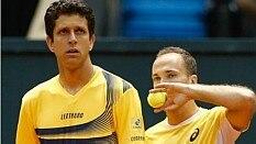 Marcelo Melo e Bruno Soares vivem grande fase na elite das duplas no tênis, mas com parceiros diferentes - Vipcomm