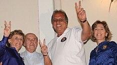 Luiz Fernando Pezão, governador reeleito do Rio de Janeiro - Marcos Arcoverde/Estadão