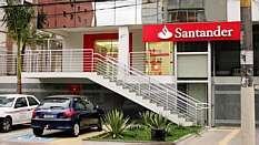 Resultado do Santander Brasil no segundo trimestre do ano somou € 491 milhões - Estadão