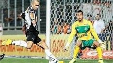 Tardelli não marcou nenhum gol contra o Corinthians - Gustavo Theza/Divulgação