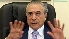 O vice-presidente Michel Temer - André Dusek/Estadão