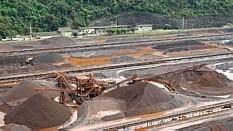 Queda do preço do minério de ferro afeta a Vale - Marcos Arcoverde/Estadão