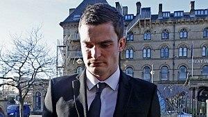 Adam Johnson é ex-meia-atacante da seleção inglesa - Peter Byrne/AP