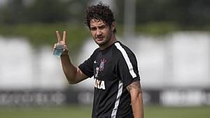 Pato ainda tem mais seis meses de contrato com o Corinthians - Daniel Augusto Jr./Ag. Corinthians