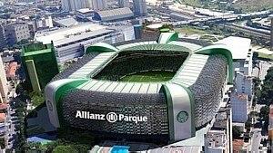 Allianz Parque é a casa palmeirense - Divulgação