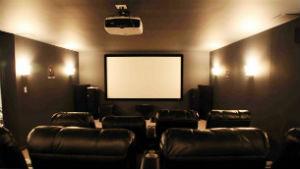 Projetores home cinema