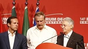 Ex-presidentes de países da América Latina - Gustavo Rancini/Divulgação