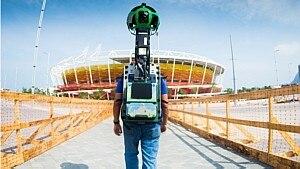 Google lança Street View para Rio-2016 com 'olhos de atletas' nas arenas - Divulgação