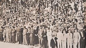 Hipódromo em 1935 - Arquivo Estadão/AE