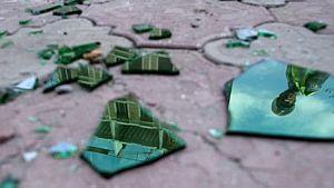 Conheça a teoria da janela quebrada - Johannes Eisele/AFP
