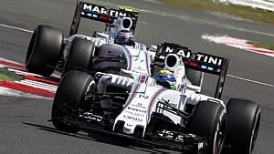 Massa não esconde frustração por 4º lugar em Silverstone
