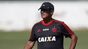 Muricy Ramalho aceitou a missão de 'reerguer' o Flamengo - Gilvan de Souza/Divulgação