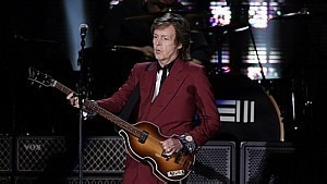 Paul McCartney - Reuters