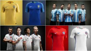 Nova camisa da seleção brasileira também deve ser utilizada nas Olimpíadas do Rio - Montagem/ Estadão