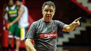 Magnano tentará convencer atletas do Brasil - Gaspar Nobrega/Inovafoto