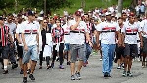 Torcida do São Paulo - Felipe Rau/Estadão