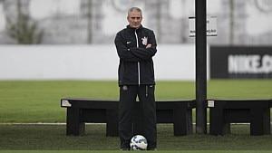 Tite prepara o Corinthians para próxima rodada do Brasileirão - Daniel Augusto Jr./Ag. Corinthians