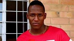Yerry Mina atuava pelo Independiente Santa Fe - Divulgação