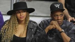 Beyoncé e Jay Z  - Bang Showbiz
