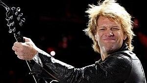 Bon Jovi - Divulgação