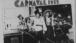 Carnaval das antigas. - Acervo/Estadão