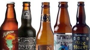 Cervejas de diferentes marcas -