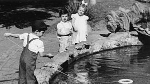 Veja fotos antigas de brincadeiras de criança - Sérgio Araki/Estadão