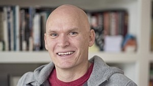 Anthony Doerr - Todd Meier/The New York Times