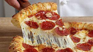 pizza domino´s - Reprodução