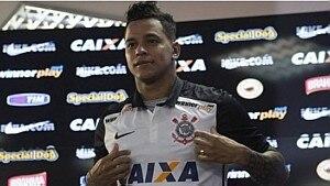 Giovanni Augusto passou por sete times antes de chegar ao Corinthians - Daniel Augusto Jr./Ag. Corinthians