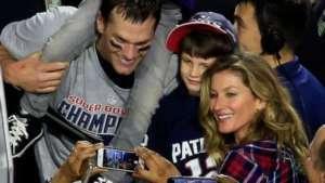 Tom Brady busca seu sétimo Sperbowl - Jamie Squire/AFP