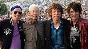 Rolling Stones s - Divulgação