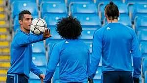 Cristiano Ronaldo não jogar na Inglaterra - Jaison Cairnduff/Reuters