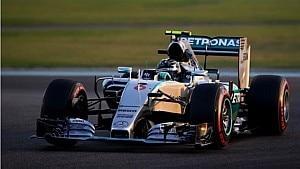 Rosberg continuou em alta ao cravar a sexta pole consecutiva - Marwan Naamani/AFP