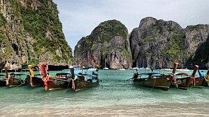 Um dos destinos mais procurados pelos brasileiros ultimamente, a Tailândia, está tendo alguns probleminhas com o excesso de turista - Divulgação