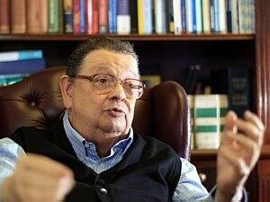 Werther Santana/Estadão - O economista e ex-ministro Delfim Netto