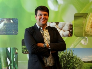 Hélvio Romero/Estadão - O agrônomo João Guilherme Moraes