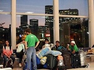 Fábio Motta/Estadão - Longa espera nos aeroportos