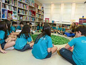 Eduque/Divulgação - A Eduque é uma escola de porte médio, especializada em crianças de 0 a 11 anos que, desde 1988 se dedica à educação com a convicção de sua importância no desenvolvimento do ser humano