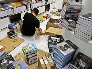 Estadão - Sesc vai cuidar da curadoria da Bienal do Livro deste ano