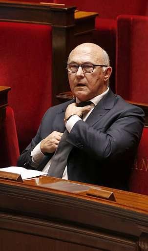 Charles Platiau/Estadão - Michel Sapin, ministro francês de Finanças